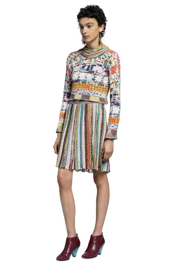 MISSONI Rock Damen, Frontansicht