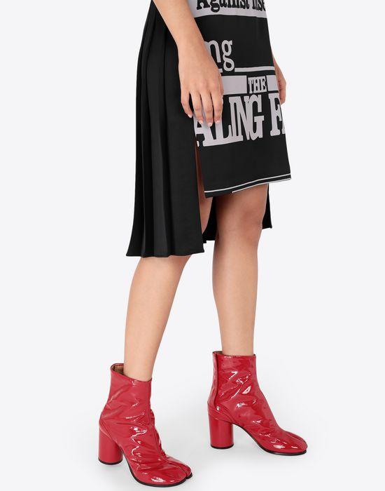 MAISON MARGIELA Vitamin print skirt Knee length skirt [*** pickupInStoreShipping_info ***] a