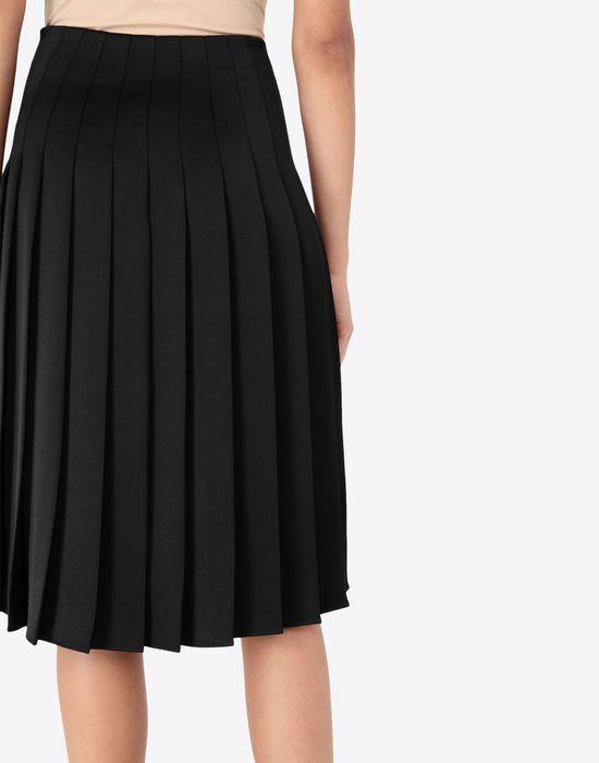 MAISON MARGIELA Vitamin print skirt Knee length skirt [*** pickupInStoreShipping_info ***] b