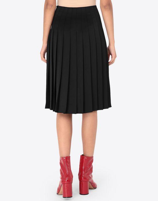 MAISON MARGIELA Vitamin print skirt Knee length skirt [*** pickupInStoreShipping_info ***] e
