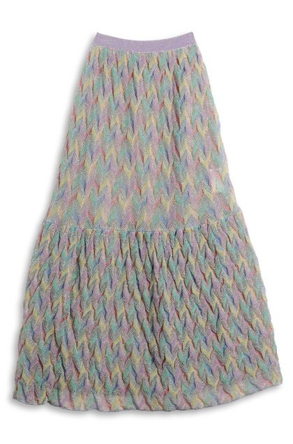 MISSONI Skirt Lilac Woman - Front
