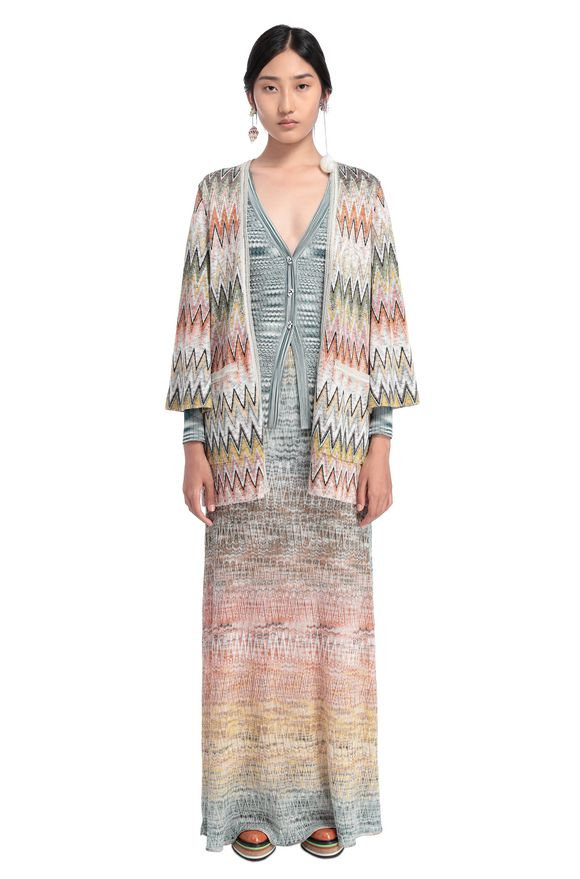MISSONI Gonna Donna, Vista senza modello