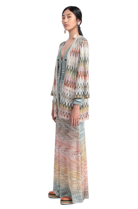 MISSONI Gonna Donna, Vista di fronte