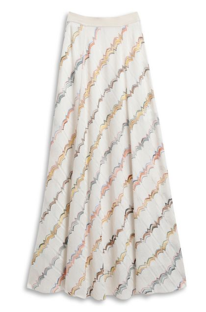 MISSONI Skirt Ivory Woman - Front