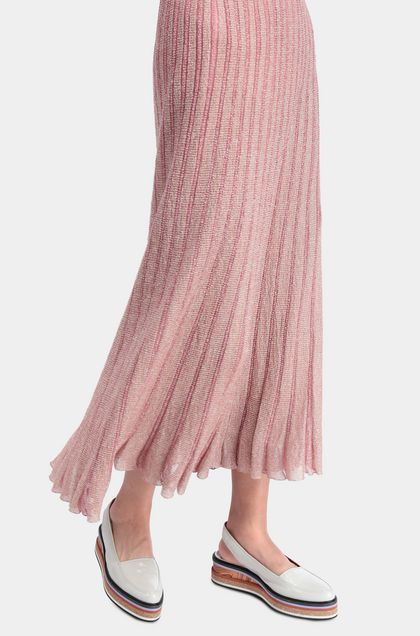 MISSONI Skirt Pink Woman - Front