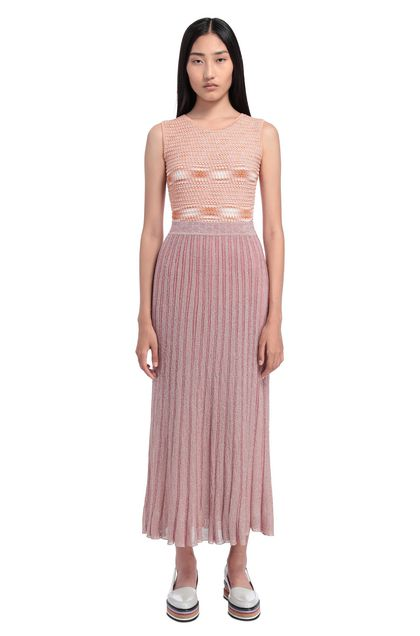 MISSONI Skirt Pink Woman - Back