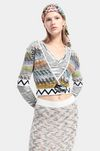 MISSONI Gonna Donna, Vista laterale