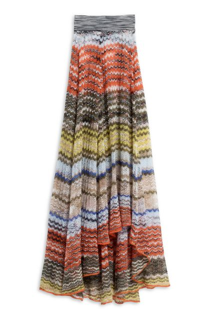 MISSONI Rock Orange Damen - Vorderseite