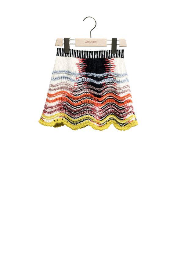 MISSONI Mini-jupe Femme, Vue de face