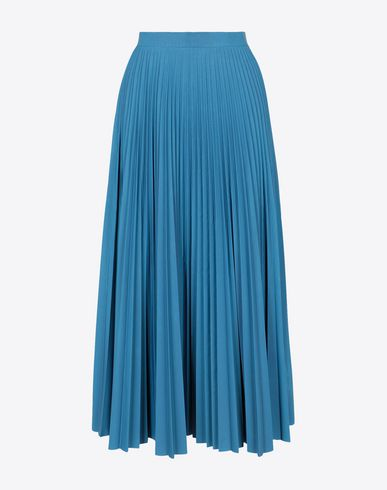 MAISON MARGIELA Long skirt [*** pickupInStoreShipping_info ***] Long pleated skirt f