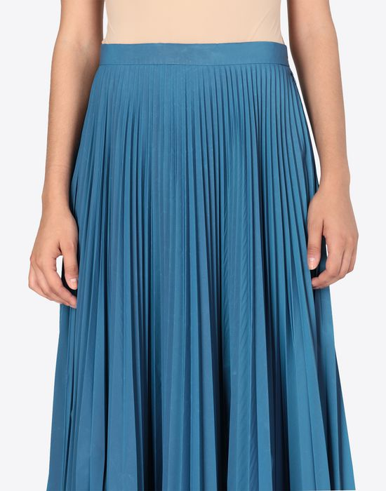 MAISON MARGIELA Long pleated skirt Long skirt [*** pickupInStoreShipping_info ***] a