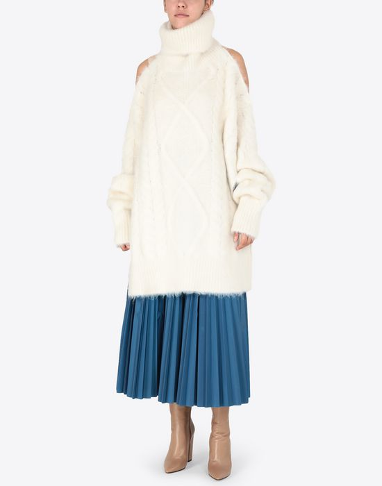 MAISON MARGIELA Long pleated skirt Long skirt [*** pickupInStoreShipping_info ***] d