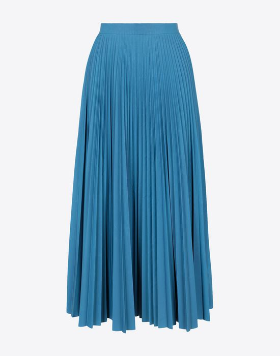 MAISON MARGIELA Long pleated skirt Long skirt [*** pickupInStoreShipping_info ***] f