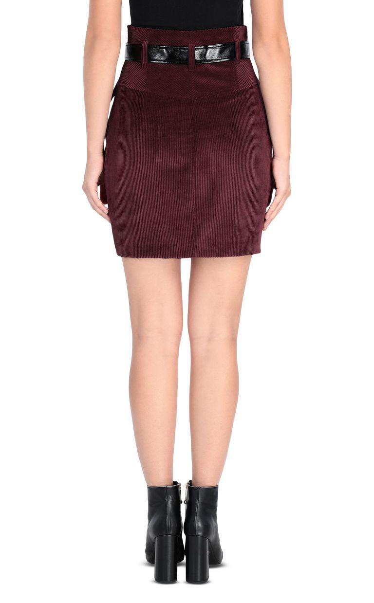 JUST CAVALLI Ribbed mini skirt Skirt [*** pickupInStoreShipping_info ***] d