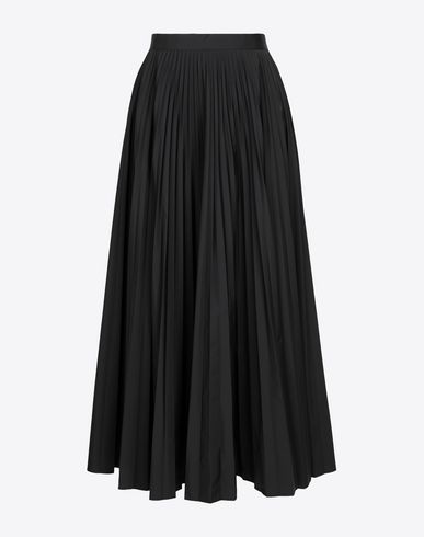 MAISON MARGIELA 3/4 length skirt [*** pickupInStoreShipping_info ***] Long pleated skirt f