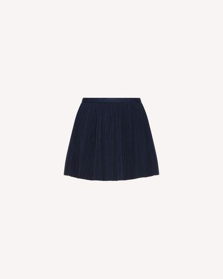 REDValentino Printed skirt Woman QR0RF1G5392 B01 a