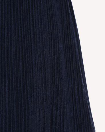 REDValentino QR0RF1G5392 B01 Printed skirt Woman e