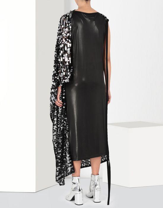 MM6 MAISON MARGIELA Long sequinned dress 3/4 length skirt [*** pickupInStoreShipping_info ***] d