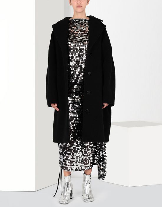MM6 MAISON MARGIELA Long sequinned dress 3/4 length skirt [*** pickupInStoreShipping_info ***] r