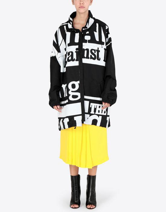 MAISON MARGIELA Long Georgette maxi skirt  3/4 length skirt [*** pickupInStoreShipping_info ***] d