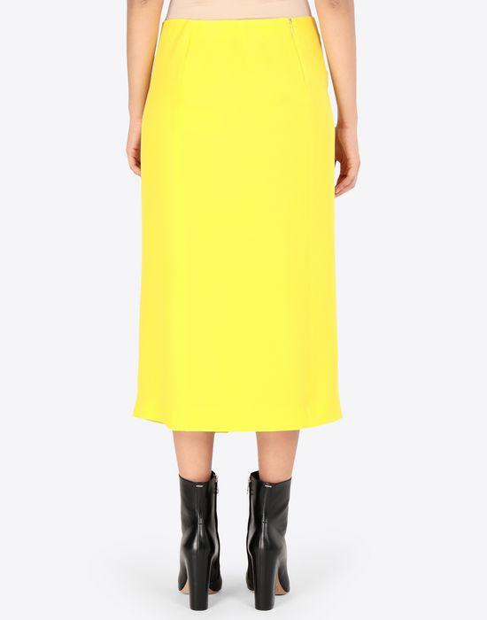 MAISON MARGIELA Long Georgette maxi skirt  3/4 length skirt [*** pickupInStoreShipping_info ***] e