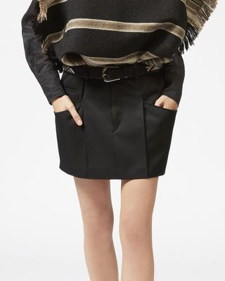 ISABEL MARANT SHORT SKIRT Woman RABEA skirt r