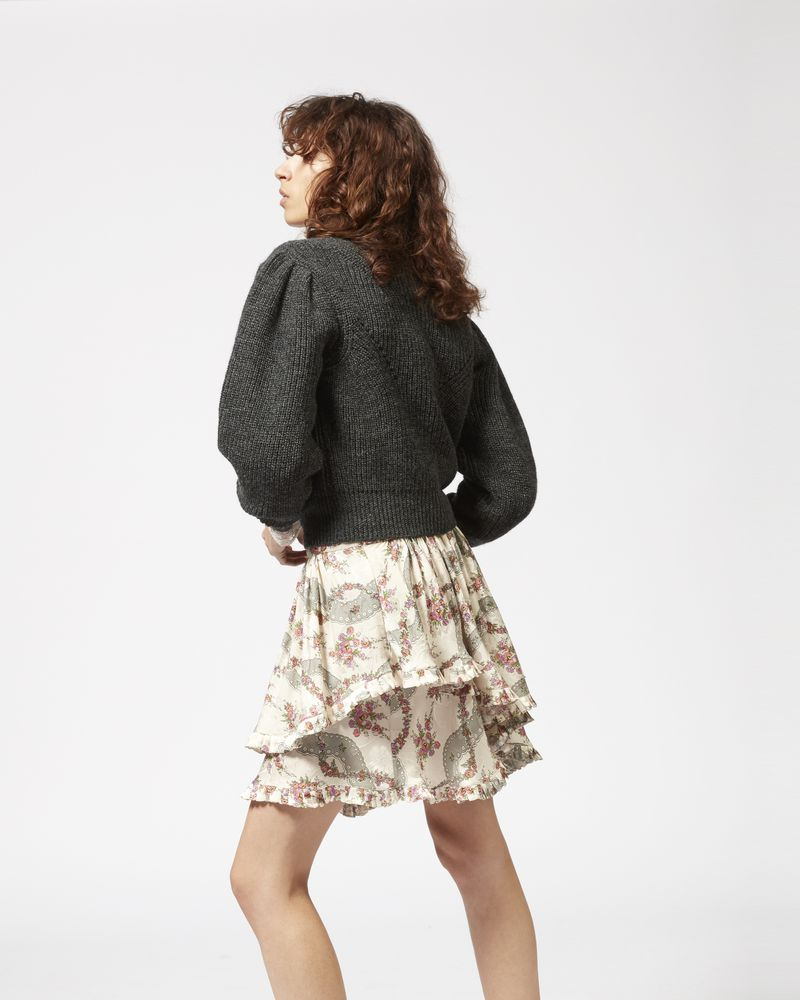 JEVIL printed skirt ISABEL MARANT