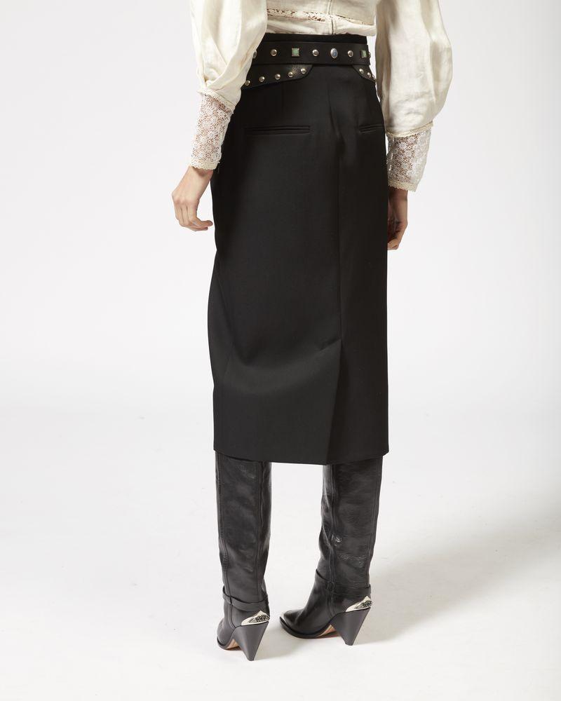 RARSON skirt ISABEL MARANT