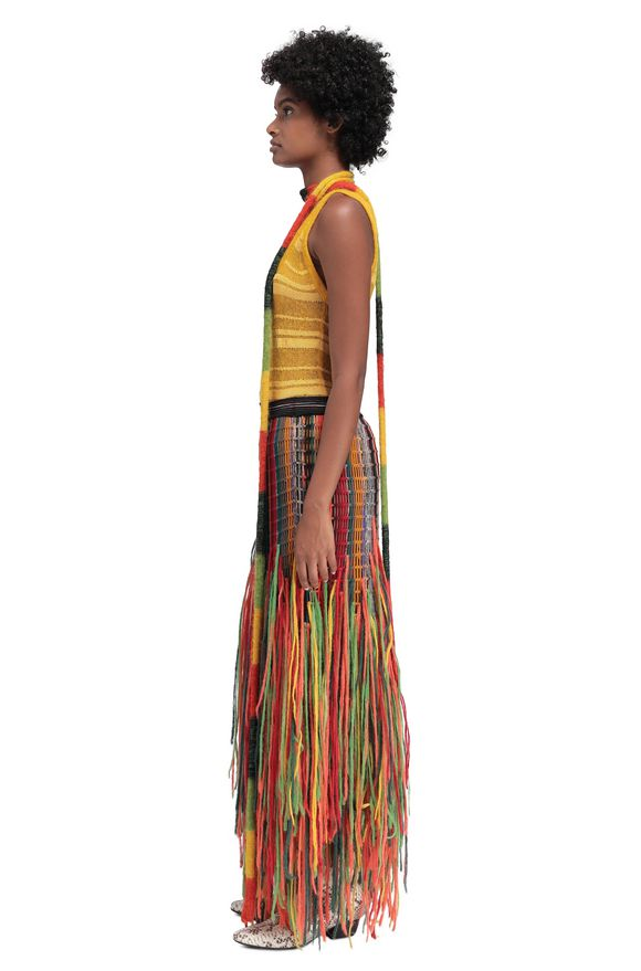 MISSONI Skirt Woman, Side view