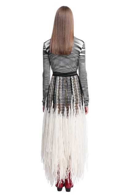 MISSONI Skirt Grey Woman - Front