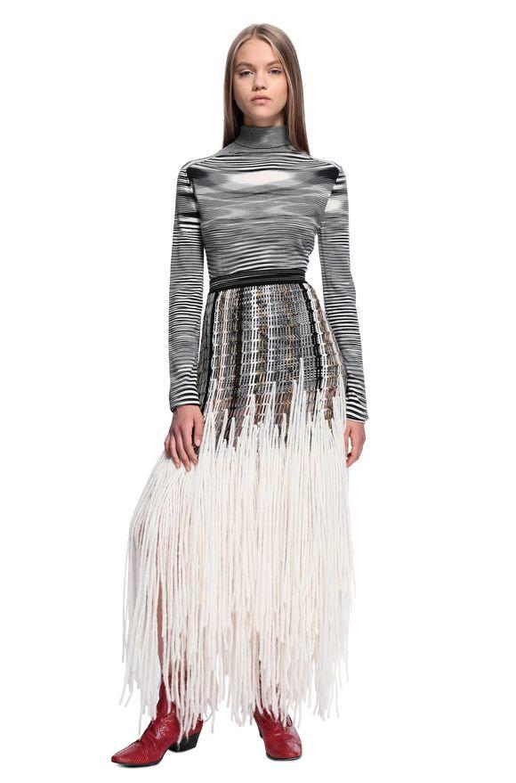 MISSONI Skirt Grey Woman