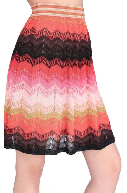 M MISSONI Skirt Coral Woman - Front