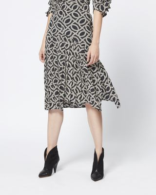 ISABEL MARANT MIDI SKIRT Woman INAYA skirt r
