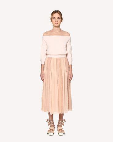 REDValentino RR3RAA15VUP 377 Mini skirt Woman f