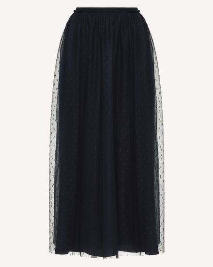REDValentino Long and midi skirts Woman RR3RA3801GK B01 a
