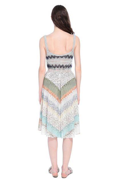 MISSONI Skirt Sky blue Woman - Front