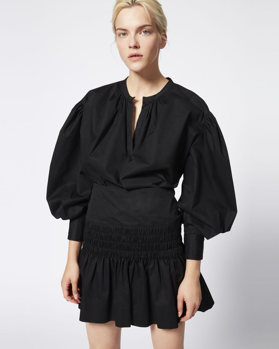Isabel Marant - OLIKO skirt - 3