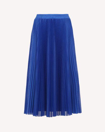 REDValentino Midi skirt Woman RR3MD00BYFU JK8 a