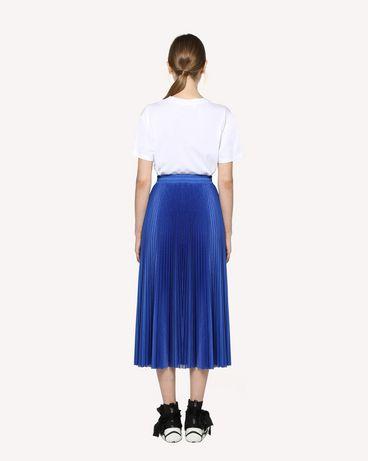 REDValentino RR3MD00BYFU JK8 Midi Skirt Woman r