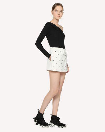 REDValentino RR3RFA20LCC 031 Shorts Woman d