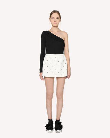 REDValentino RR3RFA20LCC 031 Shorts Woman f