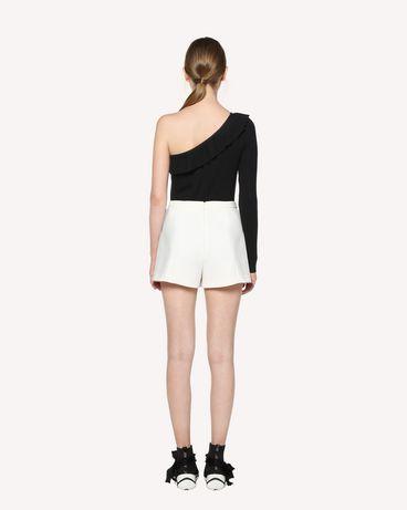 REDValentino RR3RFA20LCC 031 Shorts Woman r