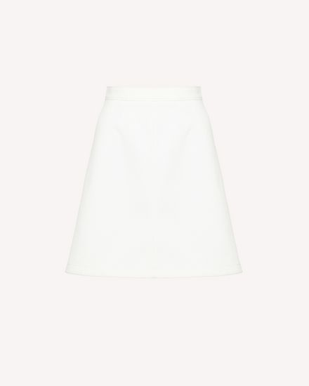 REDValentino Midi Skirt Woman RR3RAA30THP 031 a