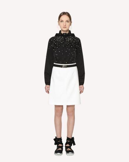 REDValentino Midi Skirt Woman RR3RAA30THP 031 f