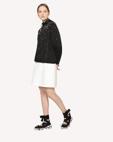 REDValentino RR3RAA30THP 031 Midi skirt Woman d