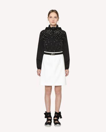 REDValentino RR3RAA30THP 031 Midi skirt Woman f