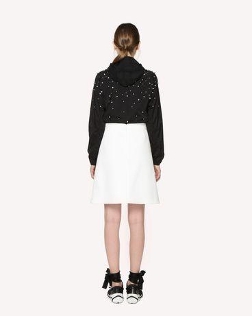 REDValentino RR3RAA30THP 031 Midi skirt Woman r