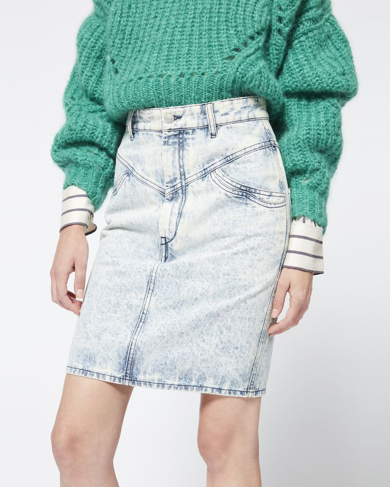 LORINA skirt ISABEL MARANT