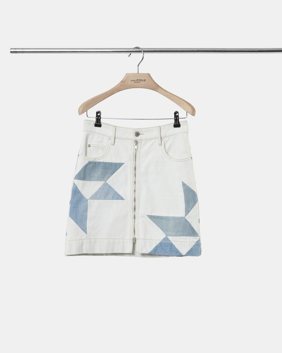 Isabel Marant - LIOLINE skirt - 5