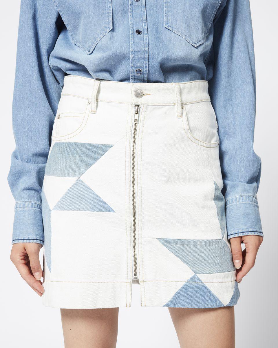 Isabel Marant - LIOLINE skirt - 2